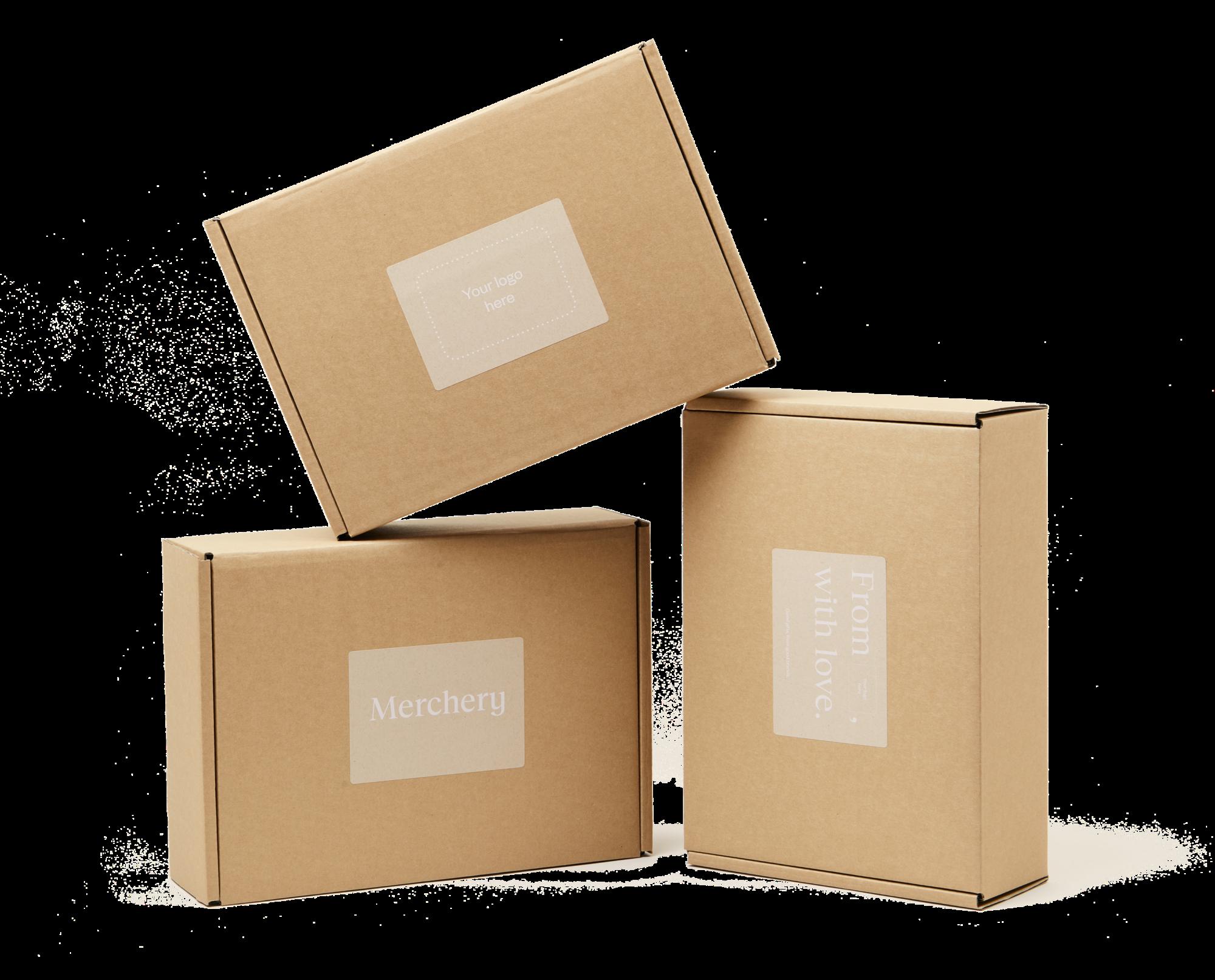 Sustainable & Premium Customized Business Gift Box - Merchery