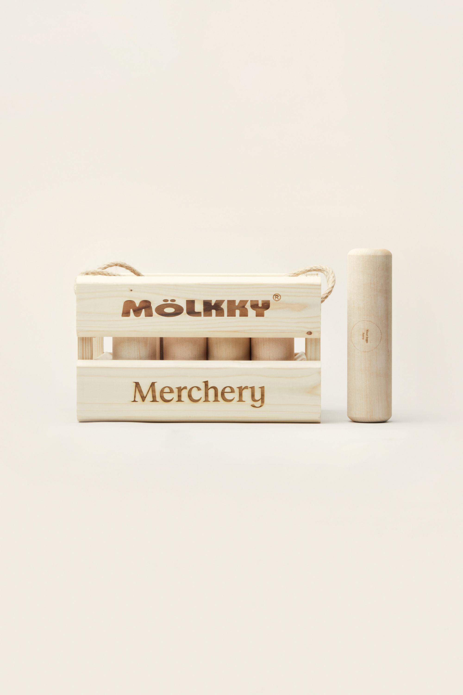 MÖLKKY Personalised - Sustainable Branded Gift - Merchery
