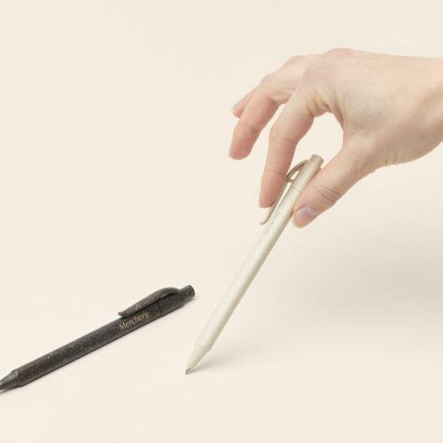 Personalised sustainable corporate pen - Merchery