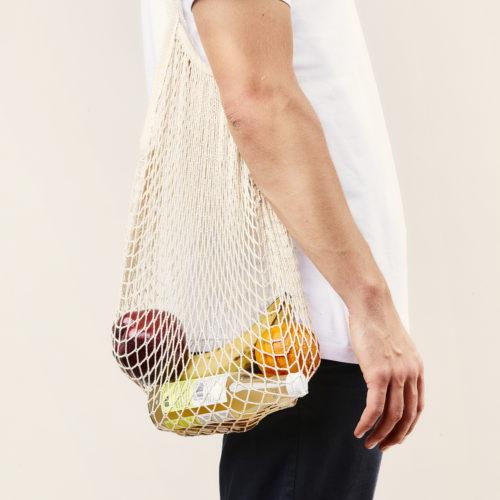 Personalised reusable grocery bag - Merchery