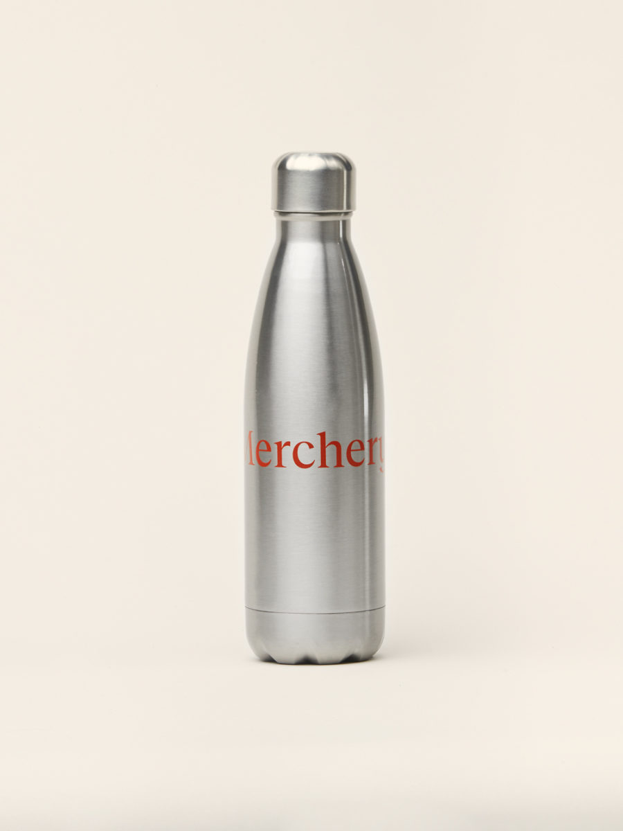 Merchery customized water bottle stainless steel 0.5L insulated sustainable promotional product