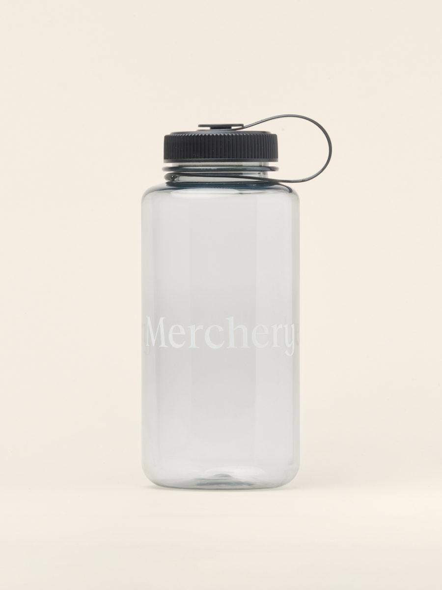 Merchery branded plastic bottle 1L light