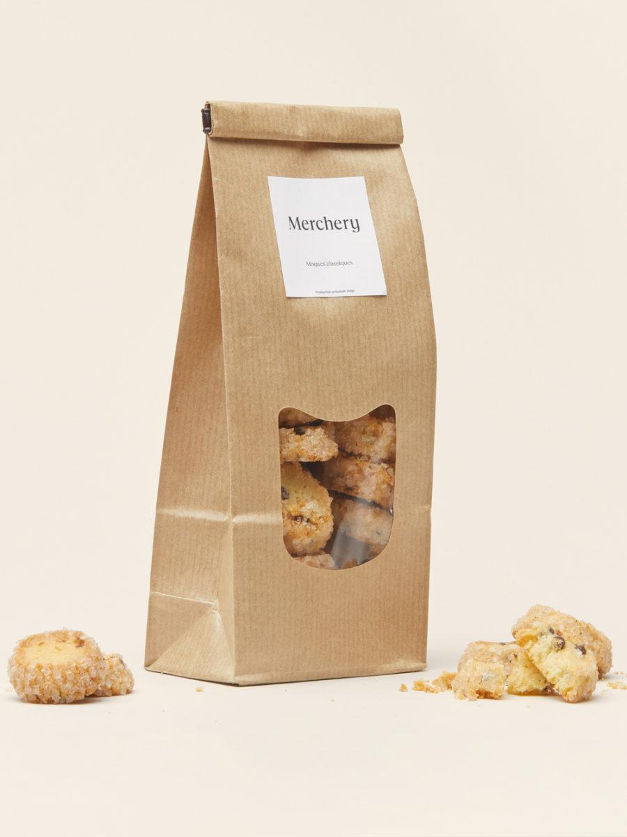Personalised Mini Cookies - Business Gourmet Packet - Merchery