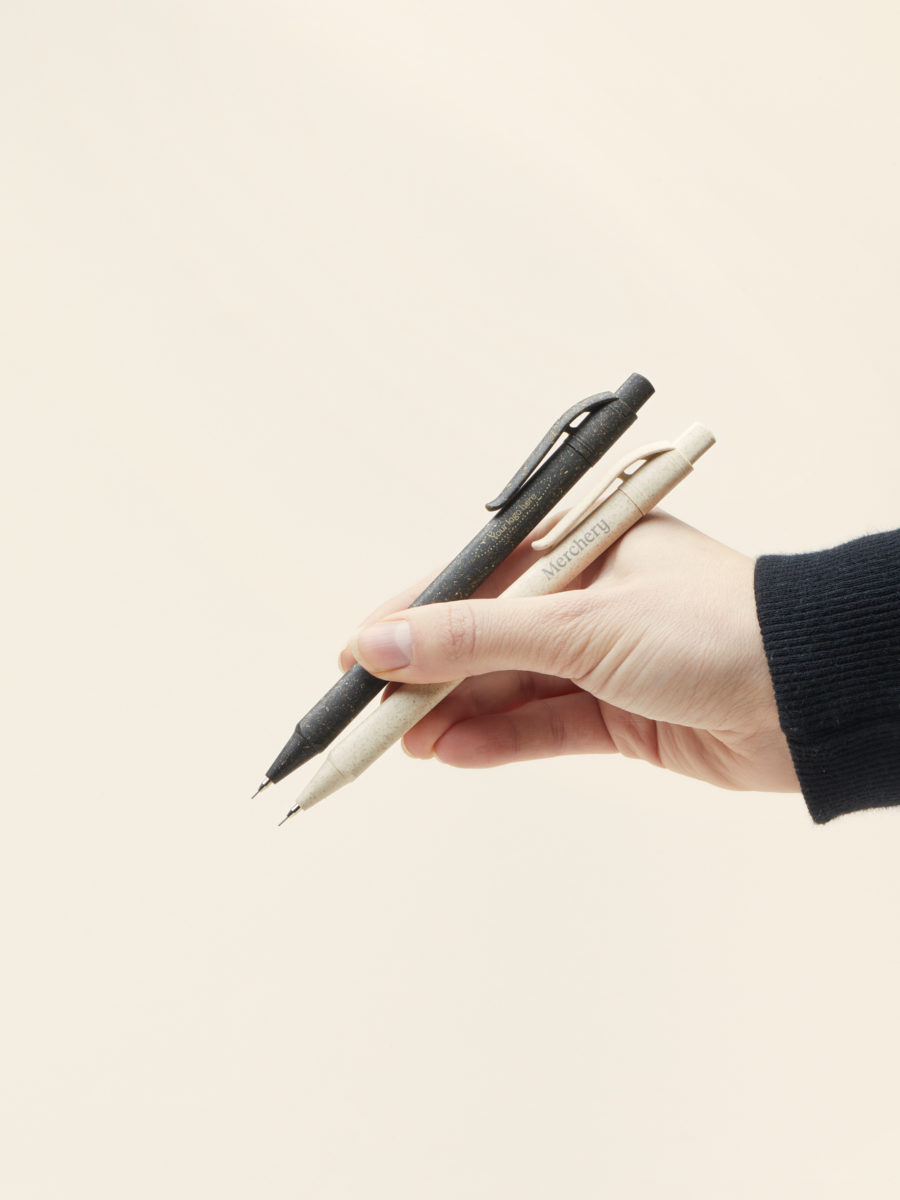 Personalised eco-friendly promotional pencil - Merchery