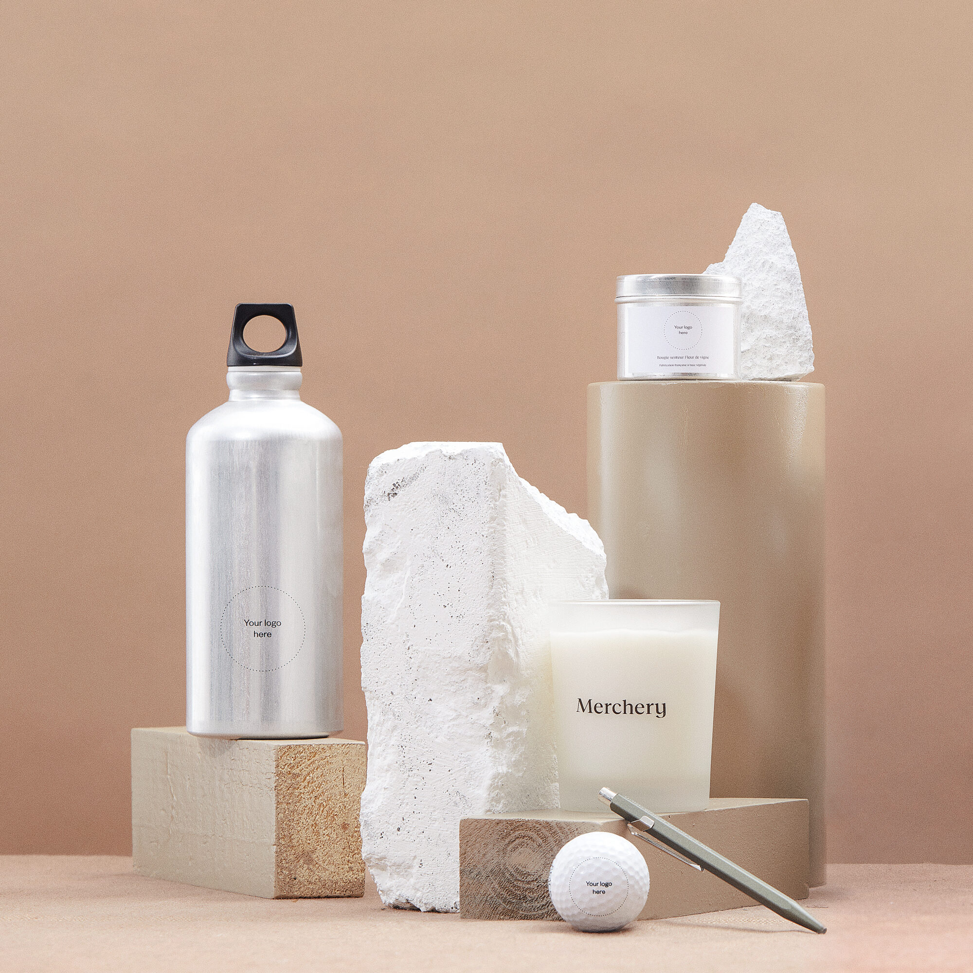 Sustainable promotional products by Merchery