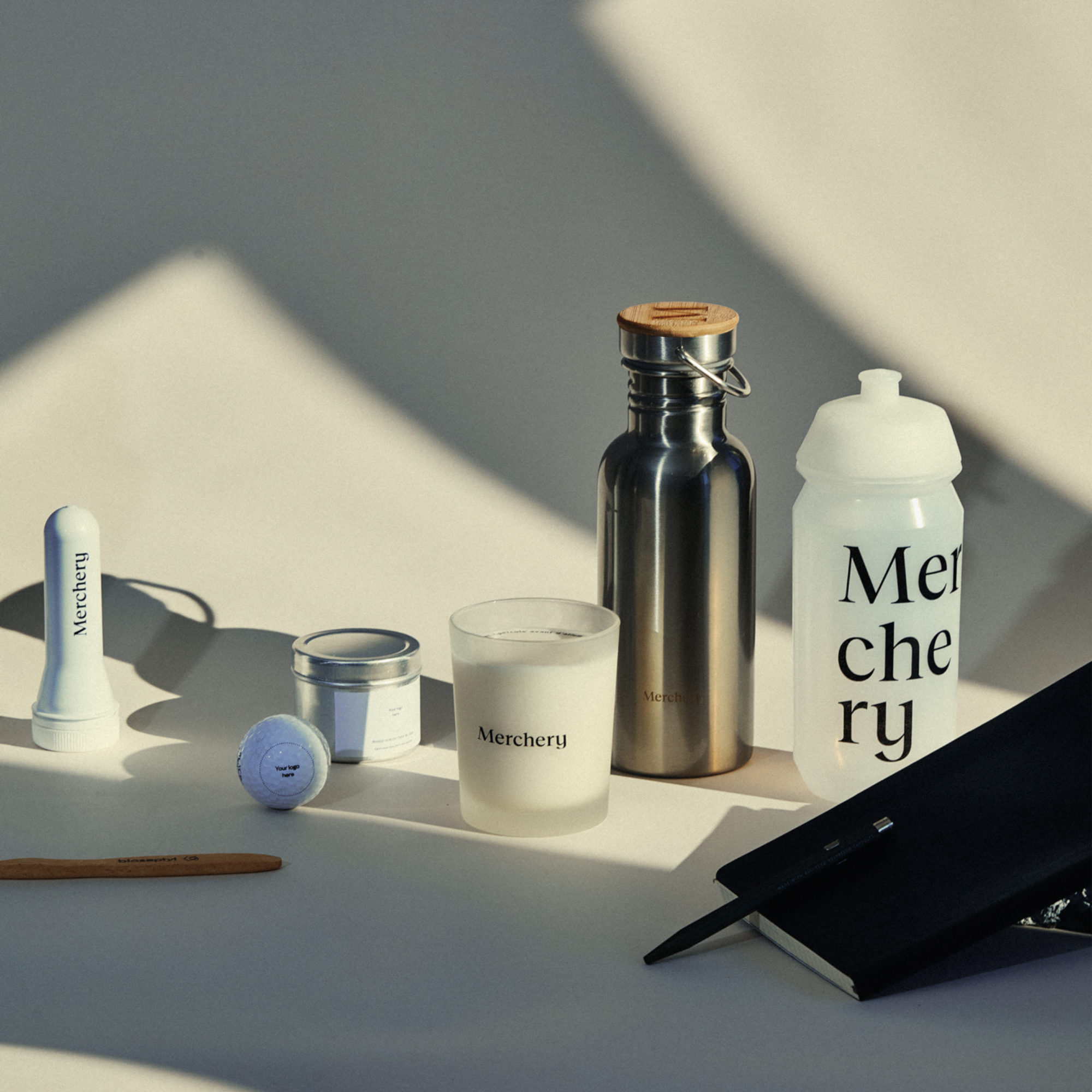 Eco friendly corporate gifts by Merchery