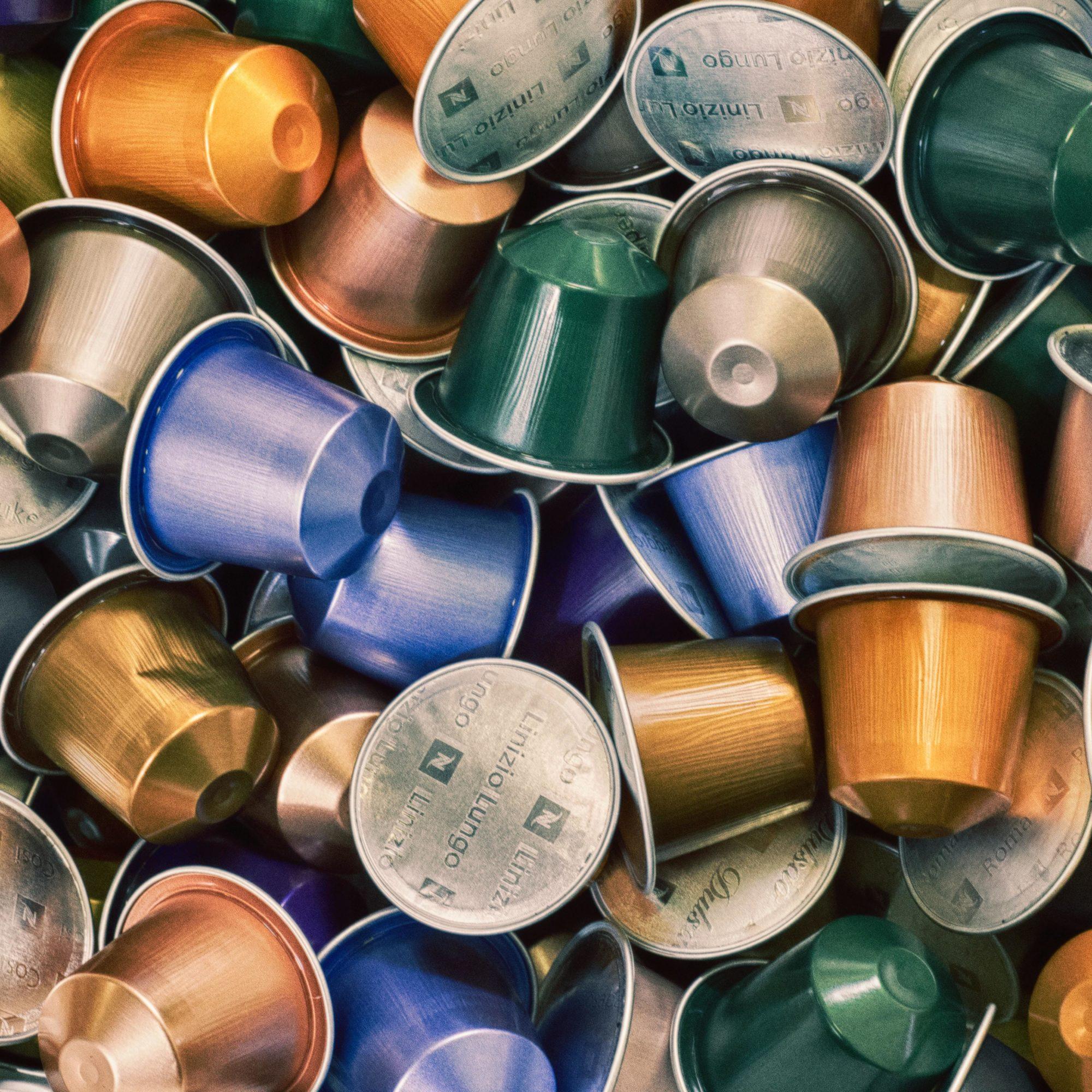 nespresso capsules used for caran d'ache pen